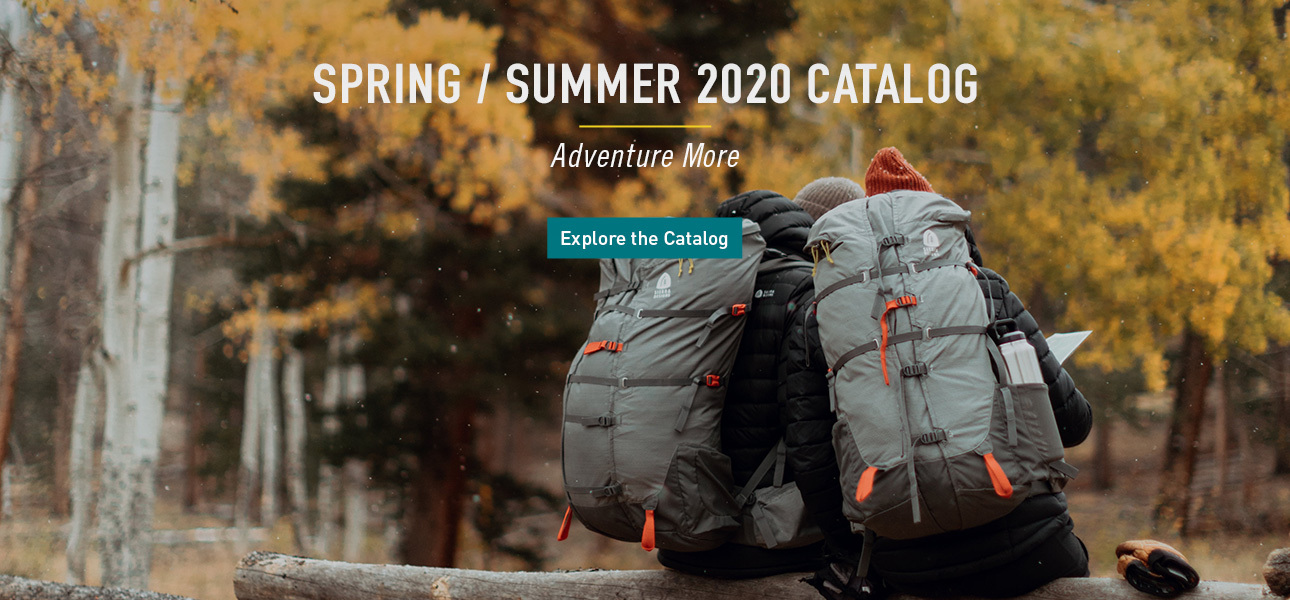 Sierra Designs Spring 2020 Catalog